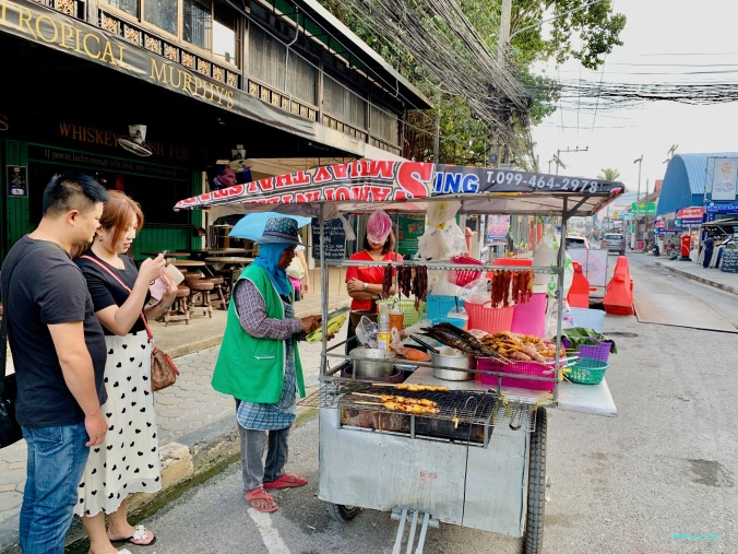 chaweng street